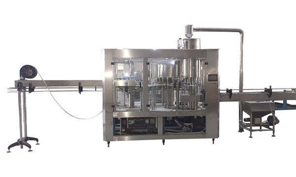 Máquina de engarrafamento Diy