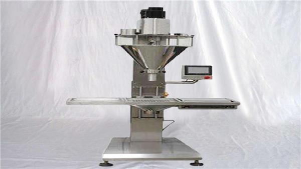 Máquina de enchimento manual do pó