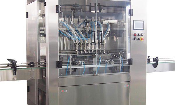Máquinas de enchimento automáticas do pistão 1L-5L