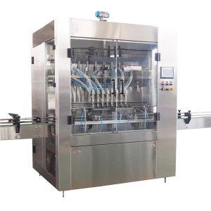 Máquinas de enchimento de pistões 1L-5L automáticas