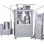 Máquina de enchimento automática da cápsula do enchimento da cápsula para encher o pó