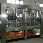Máquina de enchimento automática da água de garrafa de vidro