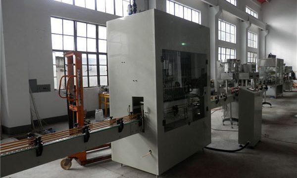 Enchimento automático de lixívia na China
