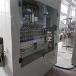 Máquina de enchimento automática completa de aço inoxidável do descorante