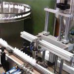 Máquina tampando de enchimento automática química da garrafa