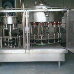 Máquina de engarrafamento de perfume de pressão negativa de 10 cabeças
