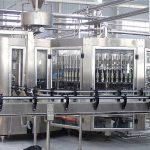 Equipamento automático do capsulador da máquina de engarrafamento de vidro do champô 250ml