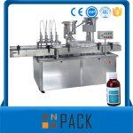 Máquina de enchimento líquida do vácuo do preço competitivo de China