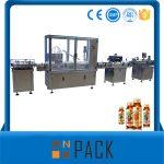 Máquina de enchimento líquida da garrafa automática do mel do fornecedor de China