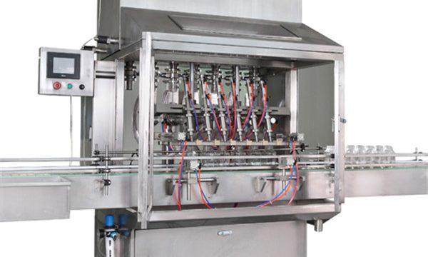 Sina Ekato possui a linha de produção de enchimento de óleo completa do motor de automóveis, máquina de enchimento de óleo