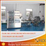 Máquina de enchimento automática completa altamente eficiente do óleo de 5 litros
