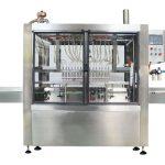 Máquina de enchimento de creme cosmética automática completa do doce de 10 cabeças
