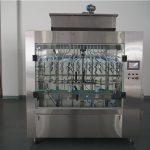 Máquina de enchimento líquida automática da pressão atmosférica de 12 cabeças