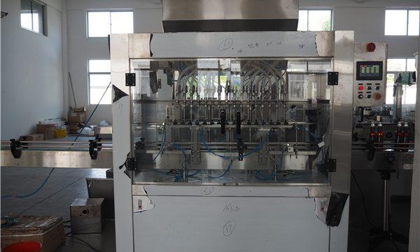 Máquina de enchimento automática do óleo do fabricante profissional