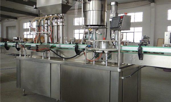 Máquina de enchimento competitiva do óleo de coco da alta tecnologia do fabricante