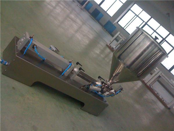 Máquina de enchimento de molho de pimenta de baixo preço