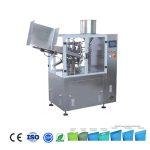 Fabricantes de máquinas de enchimento de creme