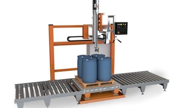 Máquina de enchimento líquida do cilindro 200L