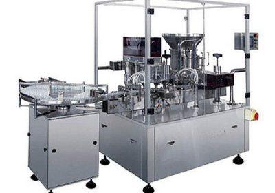 Máquina de enchimento de injeção de pó seco