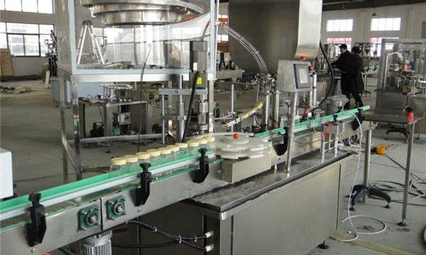 Máquina de enchimento do mel da flor de Lungan