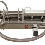 Máquina de enchimento alta semi automática do mel de Lliquid da viscosidade