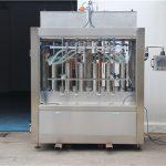Máquina de enchimento semi-automática pneumática pura do molho de tomate