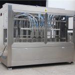 Máquina de enchimento de óleo automática completa de alta velocidade