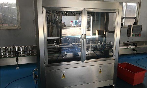 Máquina de enchimento automática completa de molhos de alta qualidade