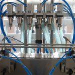 Máquina de enchimento líquida automática de seis cabeças