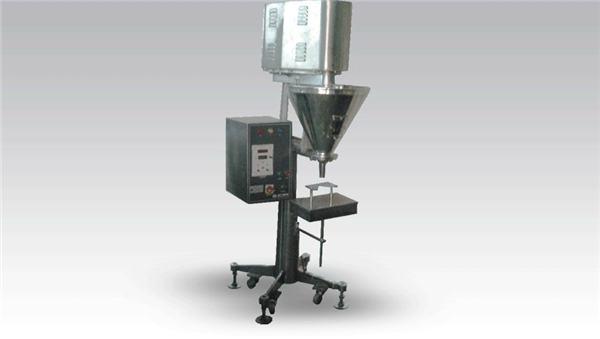 Máquina de enchimento manual de pó para grandes doses