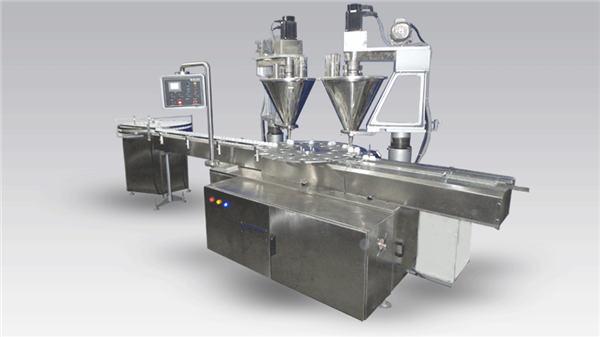 Café de 6 cabeças totalmente automático que enche o pó da máquina