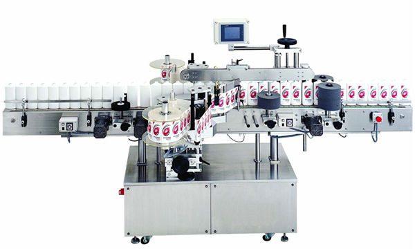 Máquina de rotulagem de garrafas para venda