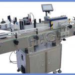 Fabricante automático da máquina de etiquetas da garrafa redonda de NPACK com impressora