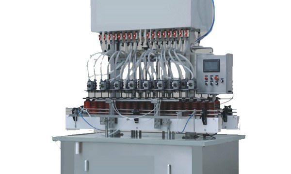 De boa qualidade Venda quente automática da máquina de enchimento do molho quente