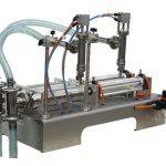 Máquina de enchimento semiautomática do sabão líquido do saquinho