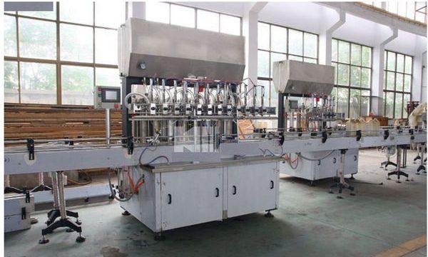 Máquina de enchimento de alta qualidade do champô da máquina da produção