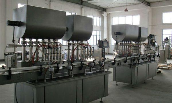 Máquina de enchimento do champô 5L