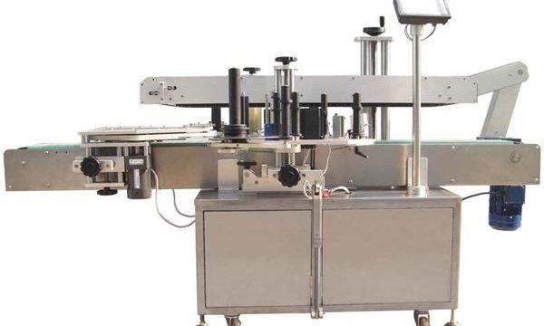 Máquina de etiquetas automática de frascos de alta velocidade