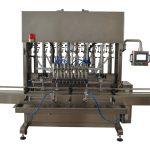 Máquina de enchimento automática cheia do óleo de semente de girassol