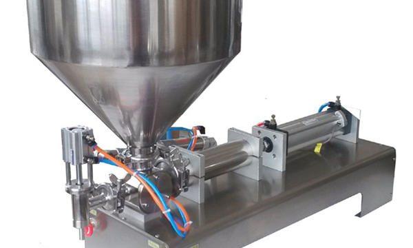 Máquina de enchimento pneumática manual da pasta do preço de fábrica