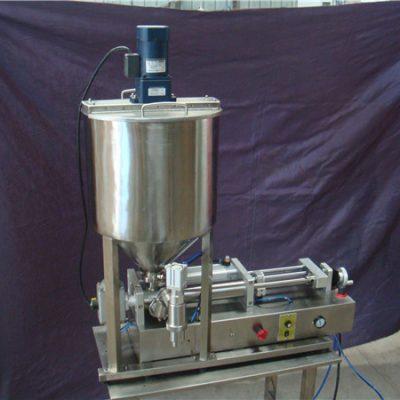 Máquina de enchimento líquida semi automática de 2 cabeças
