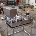 Máquina de enchimento semi automática por atacado do molho