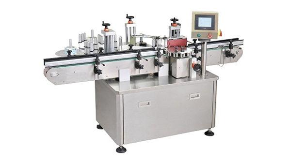 Máquina de etiquetas para etiquetas Fabricante